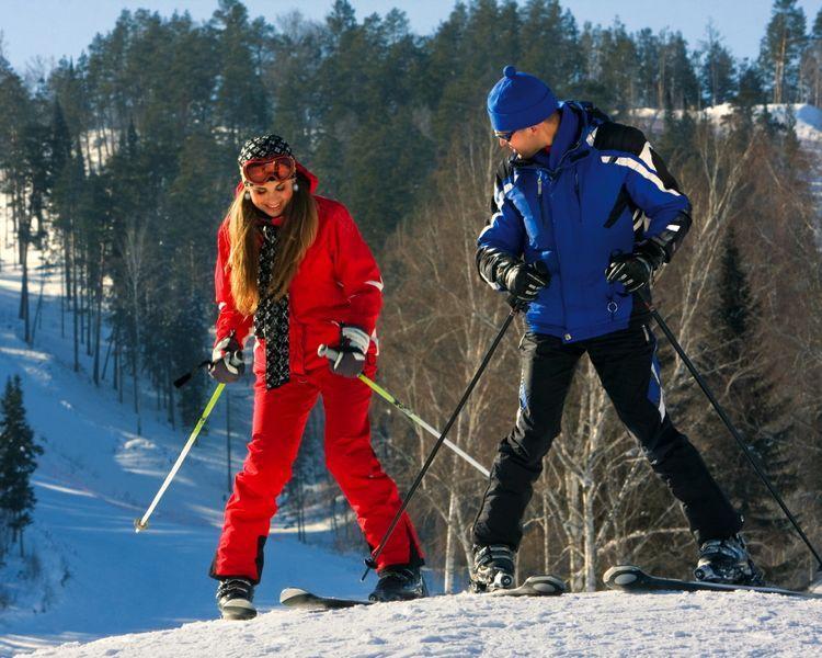 Лыжные школы Куршевеля